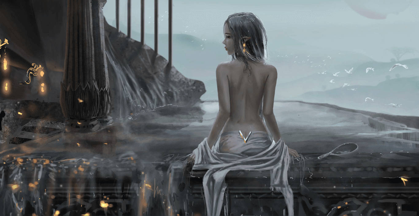 Fantasy / Woman [Wallpaper Engine Free]