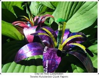 Elişi Çiçek Modelleri  4