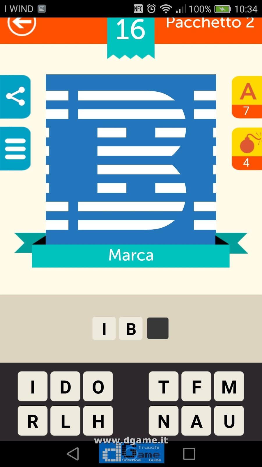 Iconica italia pop logo quiz soluzione pacchetto 2 livelli for Soluzione iconica