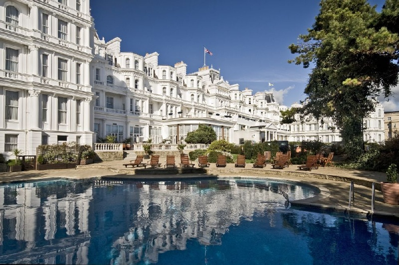 The Grand Hotel Eastbourne Outdoor Swimming Pool