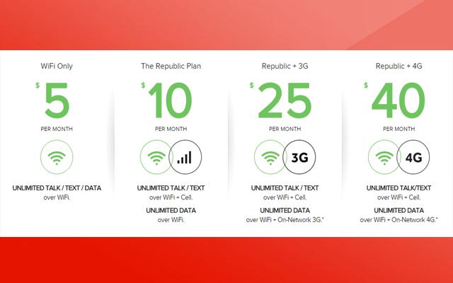 جوجل تطرح إنترنت فائق السرعة بأسعار تنافسية من خلال خدمة  Project Fi