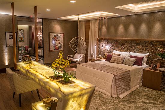 quarto de menina, cabeceira de pedra, casa cor, a casa eh sua, acasaehsua, home decor, decor, decoração