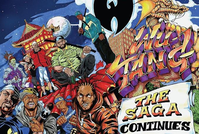 WU-TANG CLAN VUELVE CON EL NUEVO ÁLBUM: THE SAGA CONTINUES