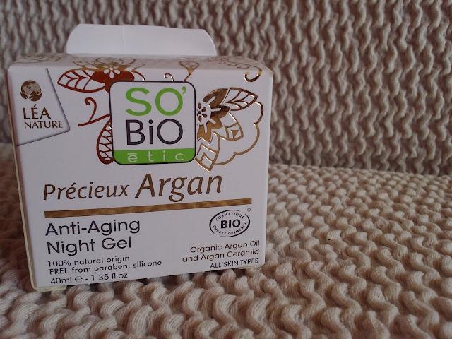 gel argan so bio etic