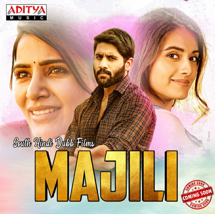 Majili (2020) Hindi Dubbed 720p HDRip 1.1GB Free Download