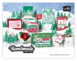 Stampin' Up! Aug-Dec 2020 Mini Catalogue