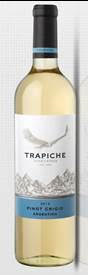 Trapiche's Vineyards Pinot Grigio