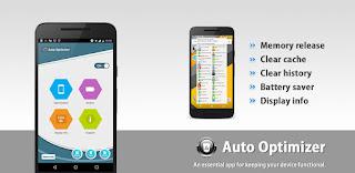 تحميل برنامج السيارات تحسين جهازك للحفاظ على وظيفته Auto Optimizer النسخة المدفوعة مجانا