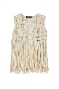 macrame vests bohemian pages more macram 233 5489