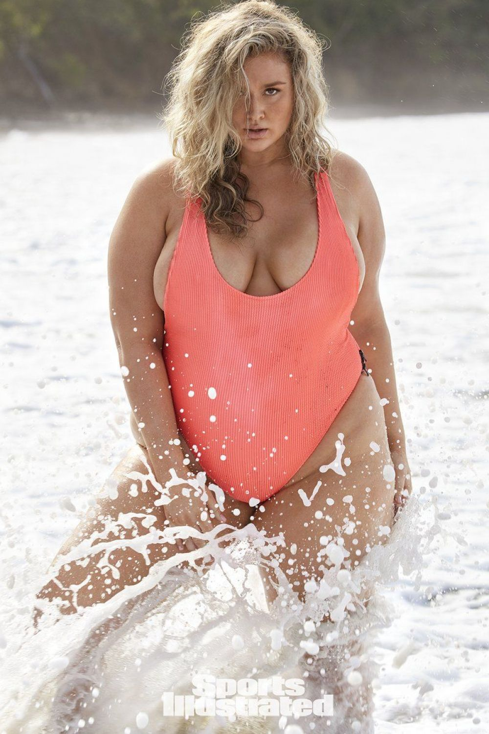 Hunter McGrady In Sports Illustrated Swimsuit 2019 Issue ...