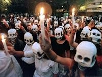 8 Festival Kematian Terunik di Dunia
