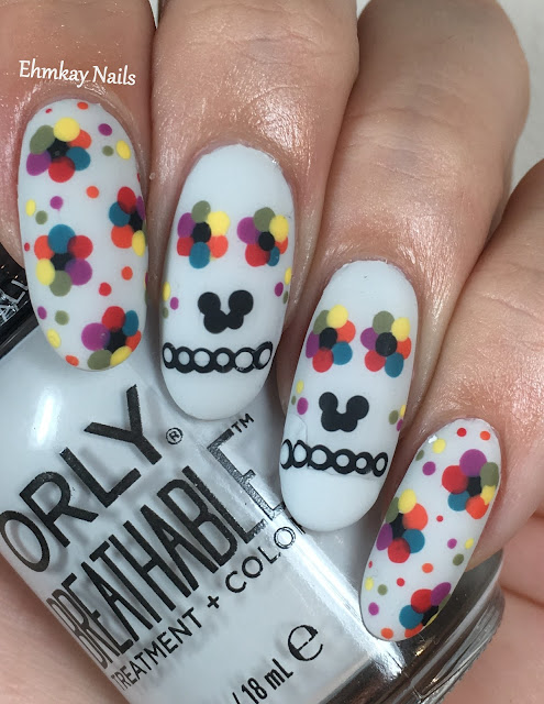 ehmkay nails: Orly Breathable Power Packed with Halloween ...