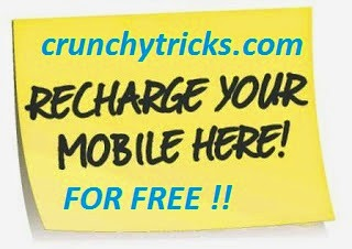8 Genuine Websites To Earn Free Mobile Recharge