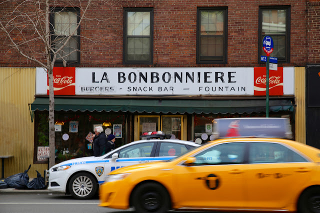 La Bonbonniere, New York diner