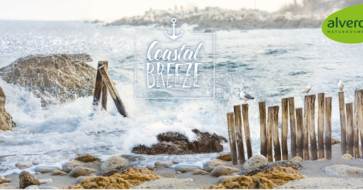 "alverde Naturkosmetik ""Coastal Breeze"" Limited Edition"