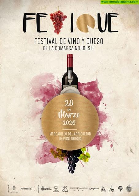 FEVIQUE 2020 - FEVIQUE 2020 - Festival de Vino y Queso de la Comarca Noroeste