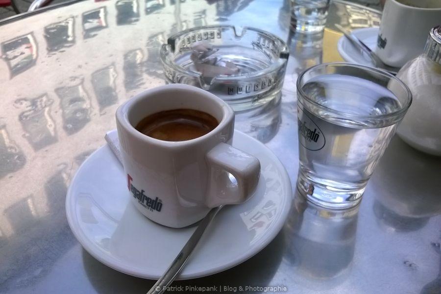 Espresso in Esslingen am Neckar