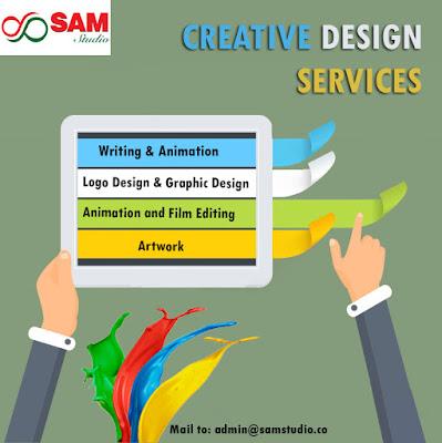 Outsource creative design services
