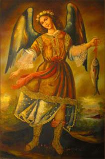 Arc 225 Ngeles Espirituales 193 Ngel Rafael Y Elchim