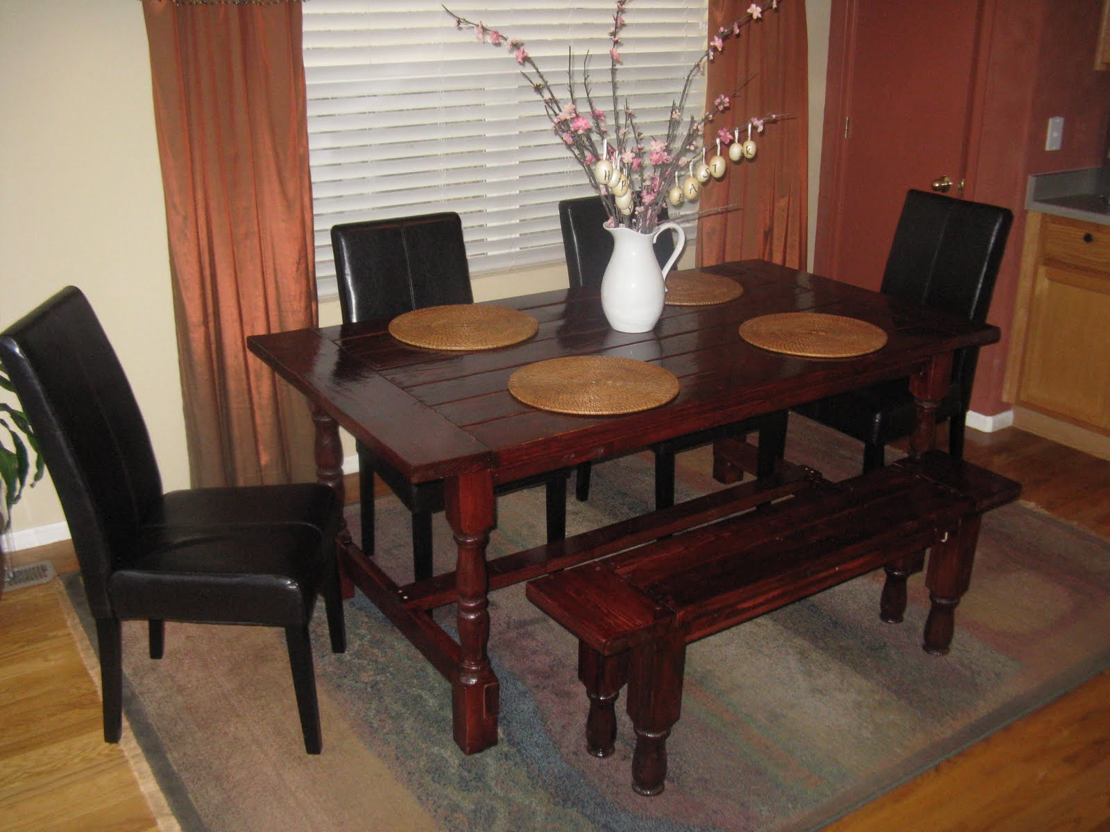 dining room table with bench seat high dining table kitchen table bench seat Dining Table With Bench Seats Gallery Dining