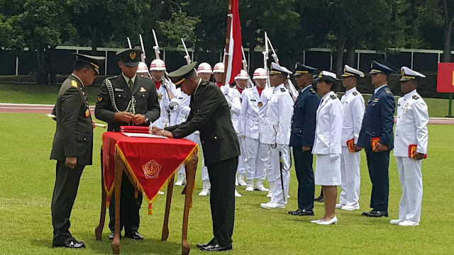 Panglima TNI : Dokter Militer Sangat Vital Dalam Kondisi Damai dan Perang