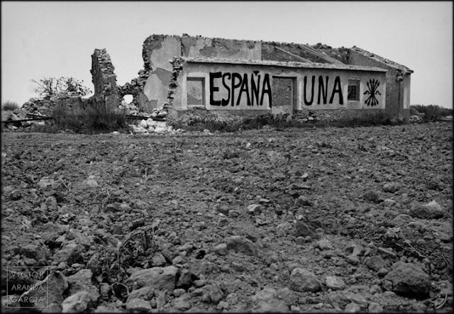 fotografia,españa,una,desierta,arriba,ruina,campo,cambio-climatico
