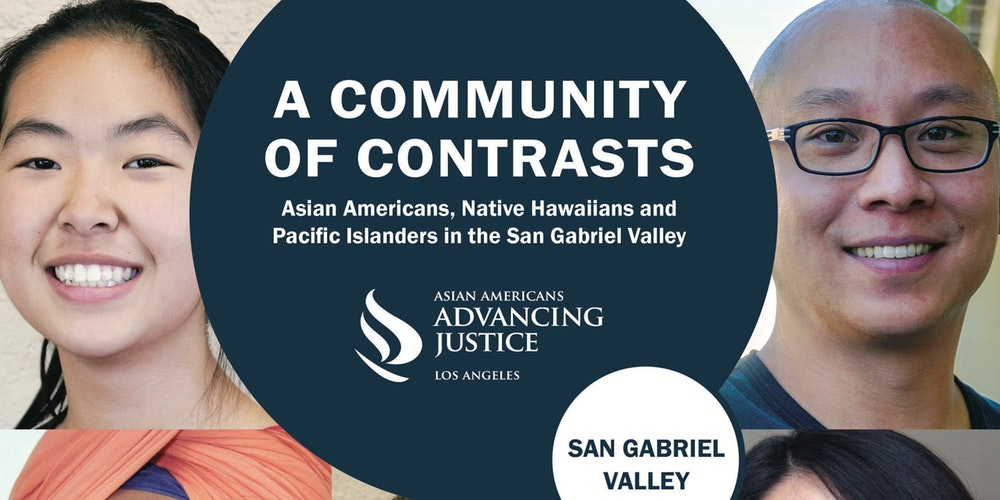Views From The Edge: Report: San Gabriel Valley belies model