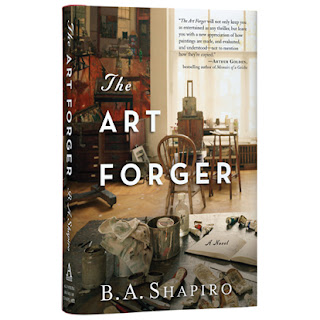 Off-Center Views: The Art Forger a Good Mystery, but No ...