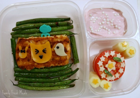 Fun lunch for kids