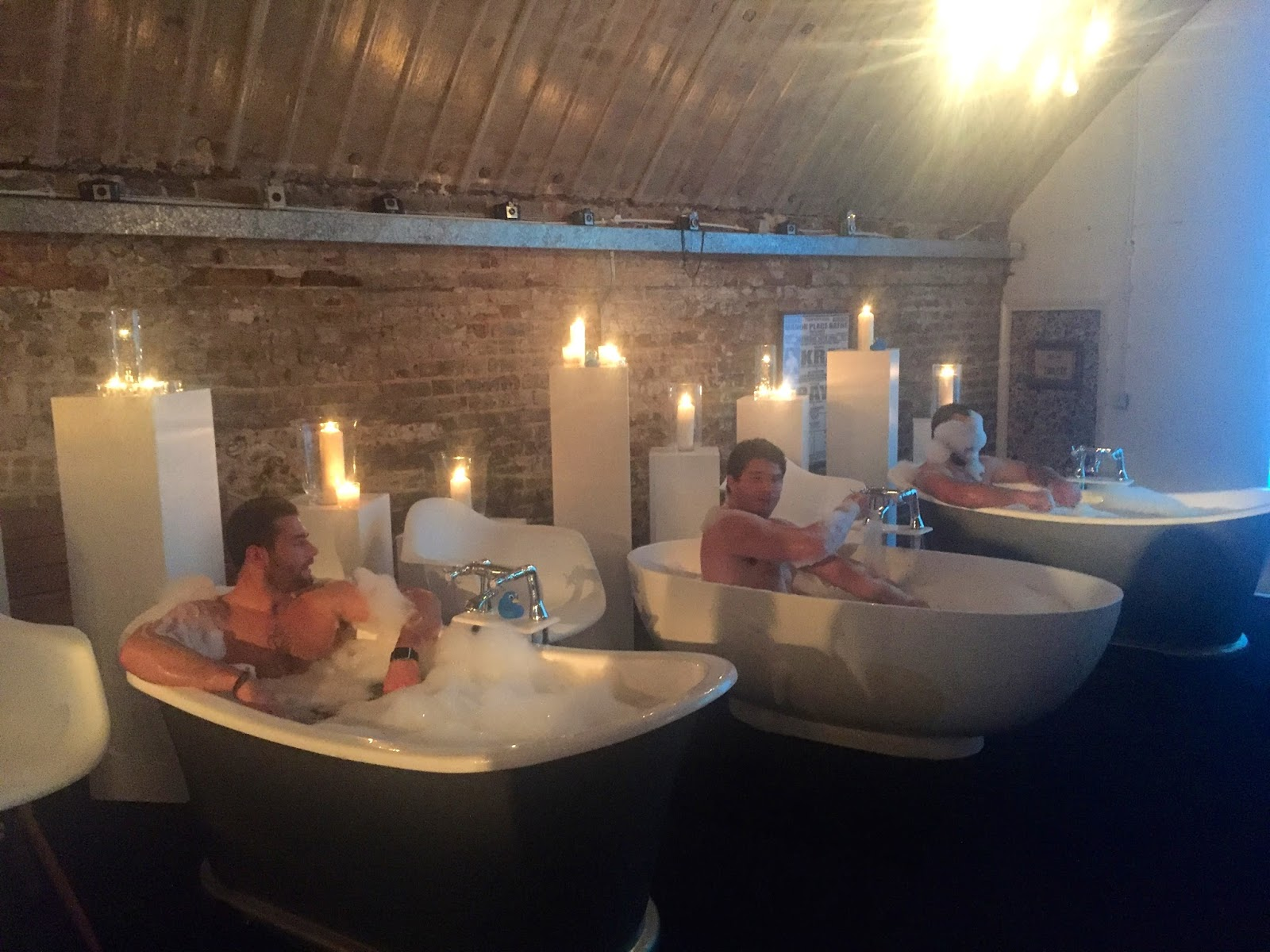 #BubblesBathBar