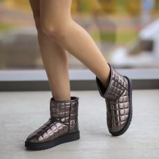 Cime UGG la moda iarna 2016 ieftine gri
