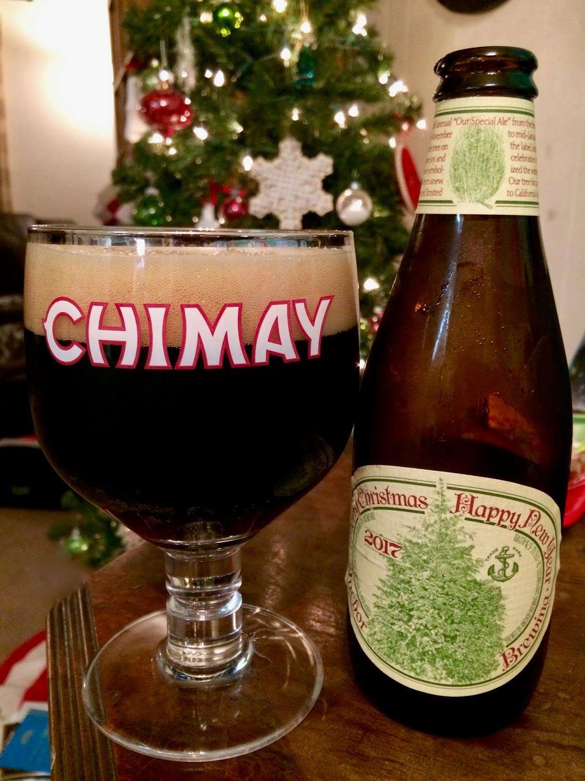 Anchor Steam Christmas Ale.Stogiebrewski Com Anchor Brewing Christmas Ale 2017