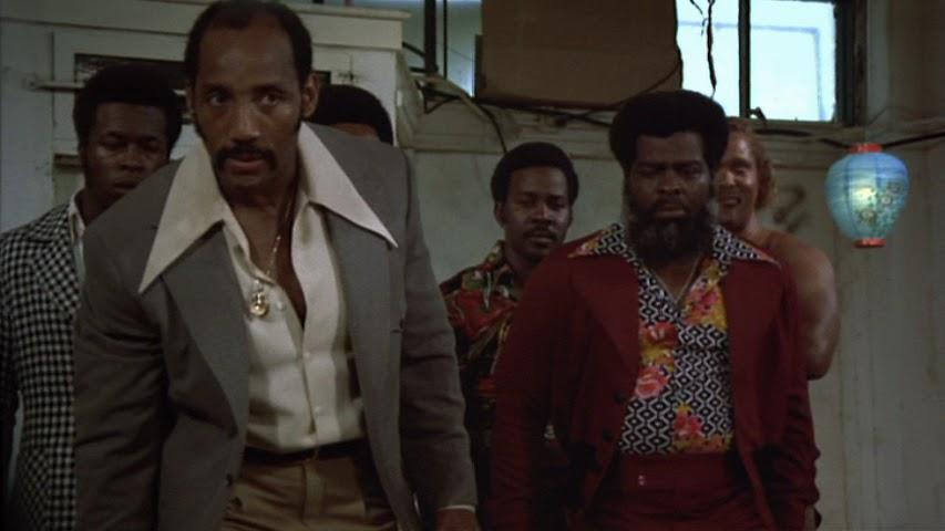 Cool Ass Cinema: Reel Bad Cinema: Black Belt Jones (1974 ... Earl Maynard Mandingo