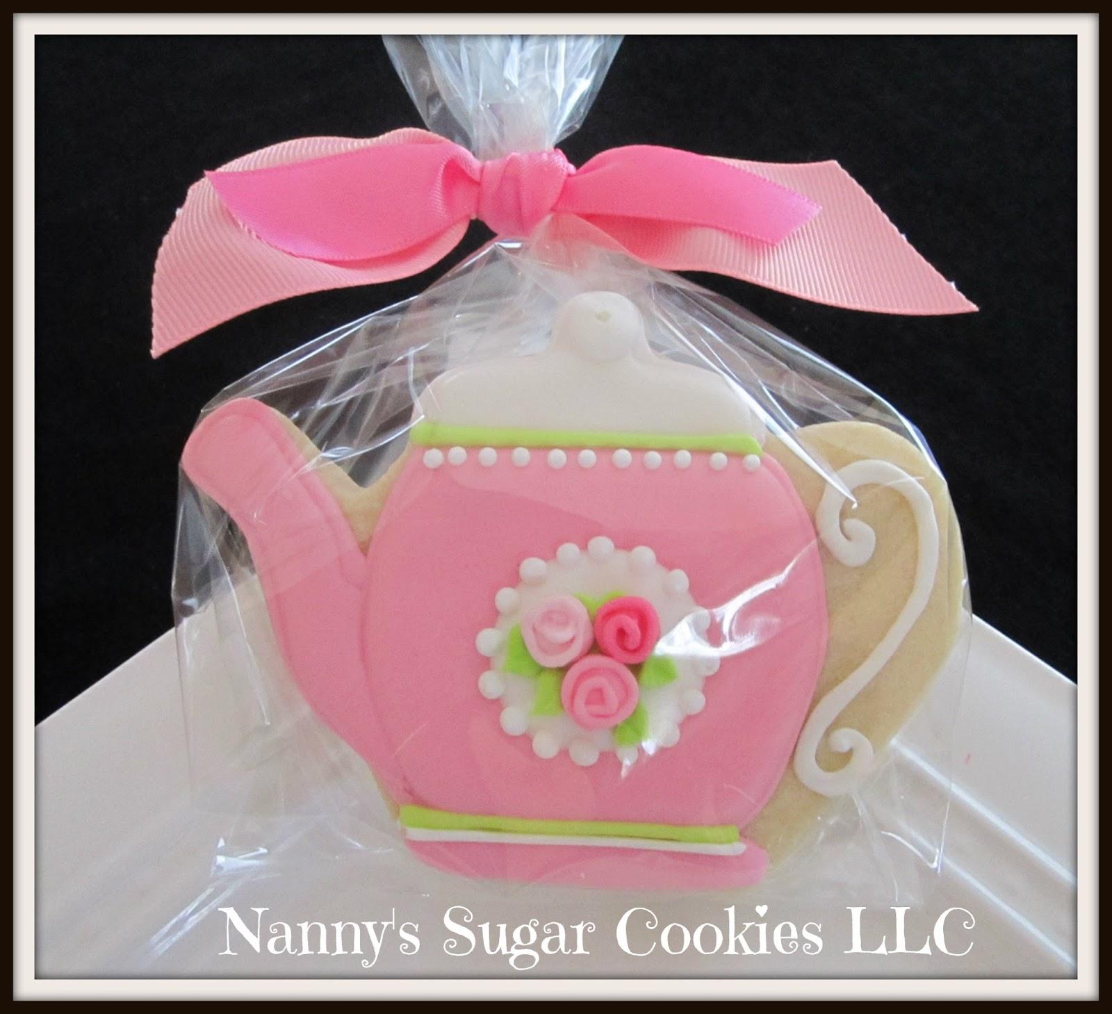 Nanny\'s Sugar Cookies LLC: March 2018