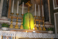 Altar and Sacrifice