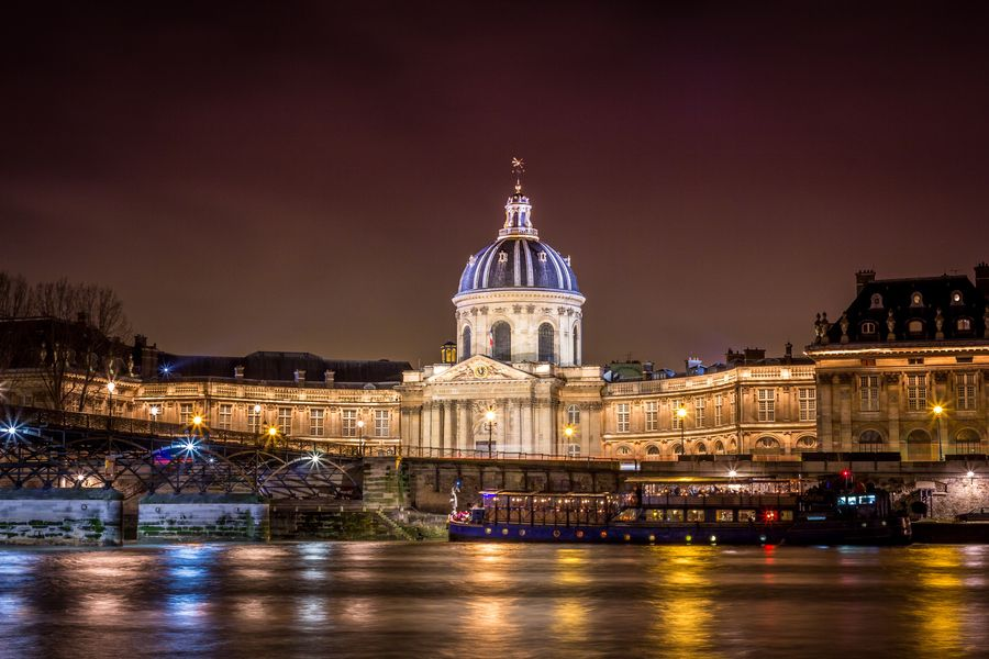 2. Institut de France by Julien Batard
