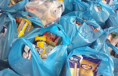 Αποτέλεσμα εικόνας για Διανομή τροφίμων από την Π.Ε. Πέλλας
