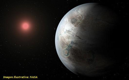 3 nuevos exoplanetas habitables TRAPPIST-1