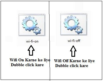 Notepad Ki Help Se Wi-fi Hotspot Kaise Banaye
