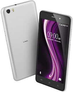 Lava X81 with 3GB RAM + 16GB ROM Price & Technical Specification
