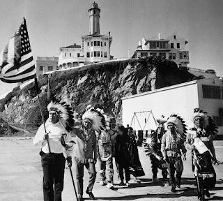Ocupación Sioux de Alcatraz 1964