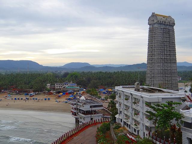 Murudeshwara Shiva Temple