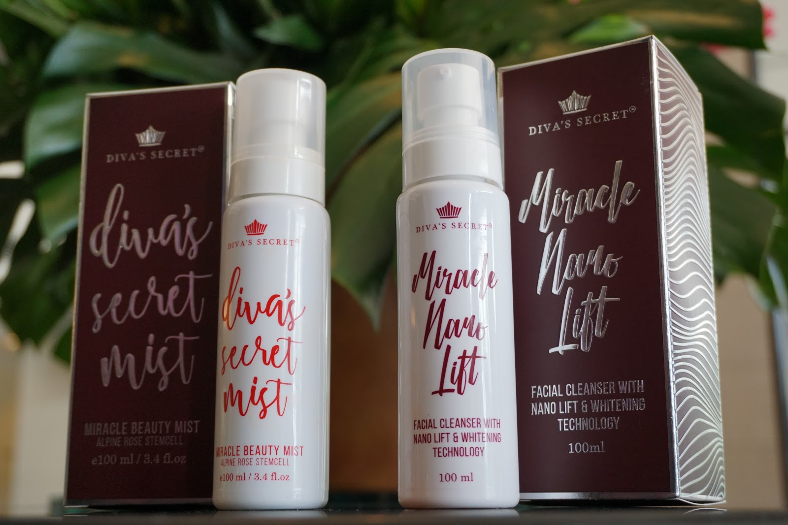 diva's secret ifa raziah produk kecantikan malaysia