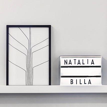 Gravuras da arquiteta Natalia Billa