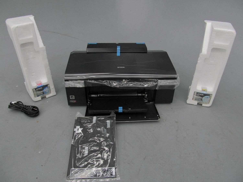 Como Resetear Las Almohadillas De Impresion Para Epson Stylus Photo R280 Es Relenado