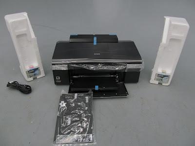 reseto de impresora epson stylus r280