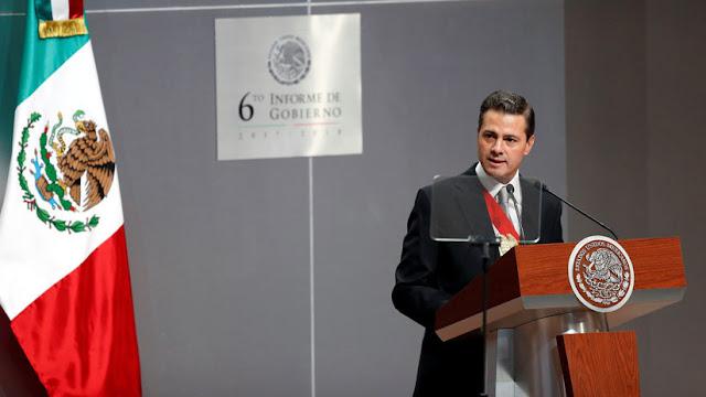Peña Nieto cierra su gobierno con más de 146.000 asesinatos; el sexenio más violento en México