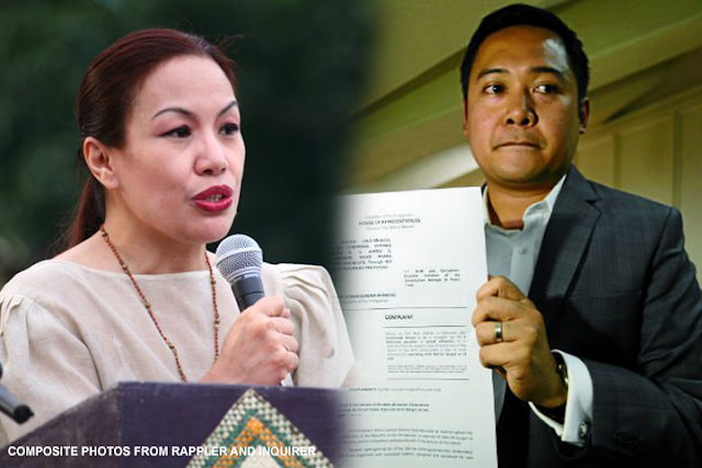 Lawyer contradicts Nograles statement: 'There was NO MISREPRESENTATION'