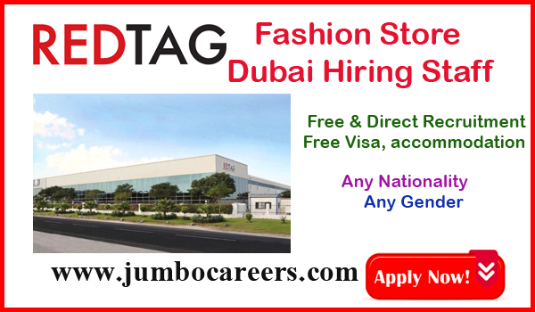 Latest Dubai jobs with salary and benefits, UAE new job openings,