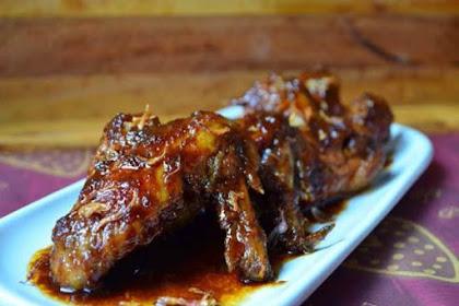 Resep Ayam Semur Kering dan Ayam Kecap Kering Tradisional Ala Rumahan Yang Gurih